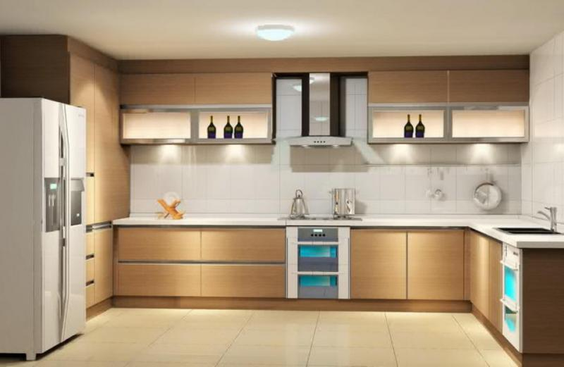 Kitchen Set Mewah Enchanting Design